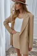 OXFORD, Beige jacket Oxford