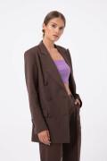 PRESTON, Brown jacket  Preston