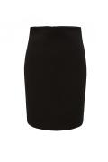 VIGO BLACK, Fitted skirt