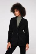 CARLA BLACK, Black jacket