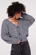 TULUA GREY, szary sweter
