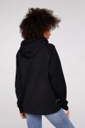 MORRIS BLACK, knitted sweatshirt