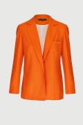 TOLEDO, Orange jacket