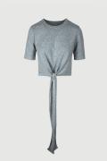FORSETI GREY, grey T-shirt