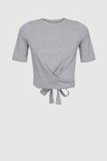 FORSETI GREY, szary T-shirt