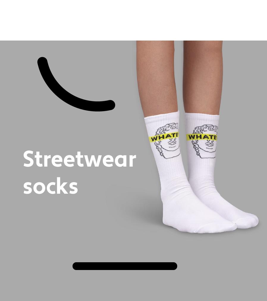 STREETWEAR SOCKS