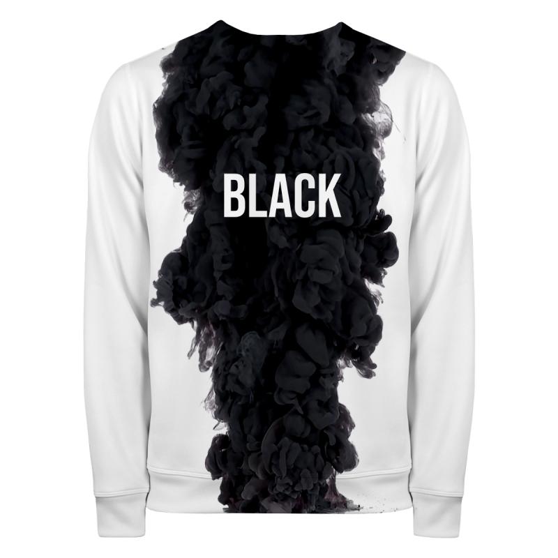 BLACK SMOKE Sweater
