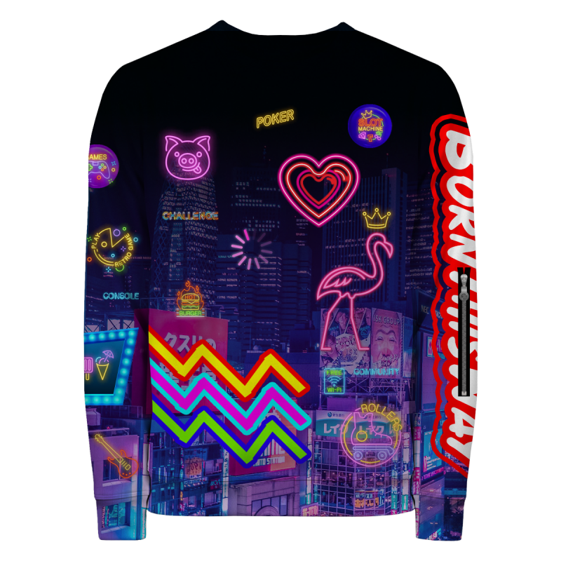 BORN THIS WAY Sweater