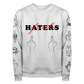 FUCK HATERS Sweater