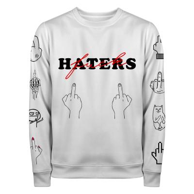Bluza FUCK HATERS