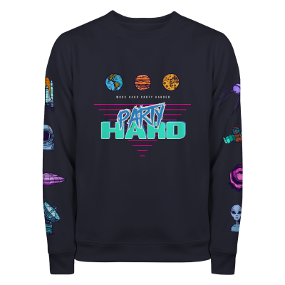 PARTY HARD Sweater