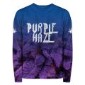 PURPLE HAZE Sweater