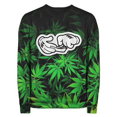 THE ROLLING JOINT Sweater