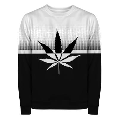WEED LEAF Sweater