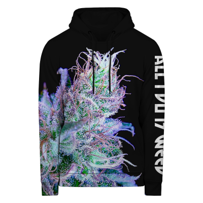 ALL I DO IS WEED Hoodie