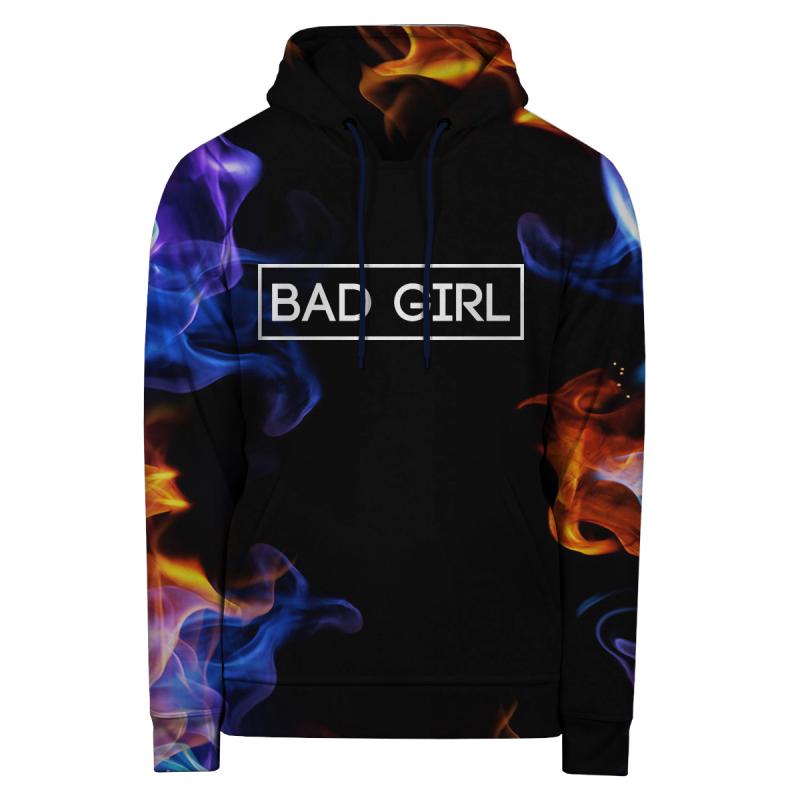 Bluza z kapturem BAD GIRL
