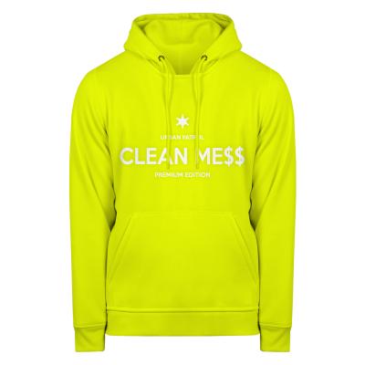 Bluza z kapturem CLEAN MESS