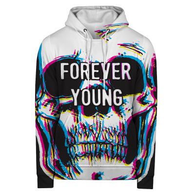 Bluza z kapturem FOREVER YOUNG