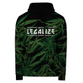 Bluza z kapturem LEGALIZE