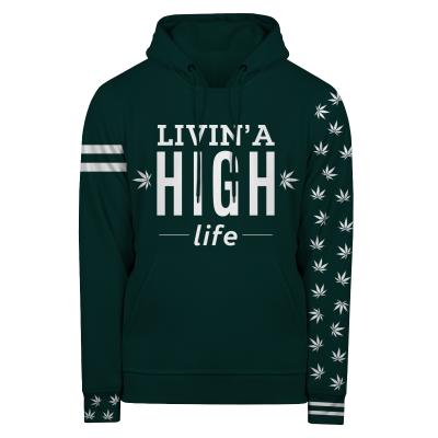 LIVIN A HIGH LIFE Hoodie