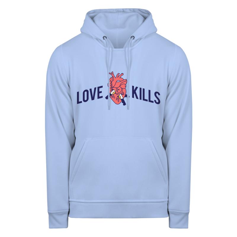 LOVE KILLS Hoodie