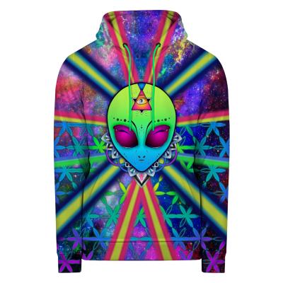Bluza z kapturem UFO