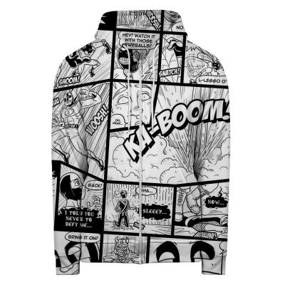Bluza z zamkiem COOL STORY BRO