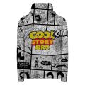 COOL STORY BRO Hoodie Zip Up