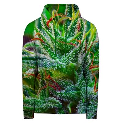 Bluza z zamkiem GOOD WEED