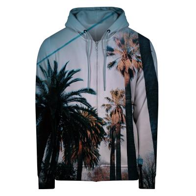 Bluza z zamkiem LA