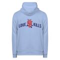 Bluza z zamkiem LOVE KILLS