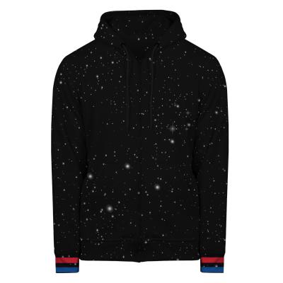 Bluza z zamkiem NASA DOPE