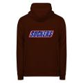 SUCKERS Hoodie Zip Up