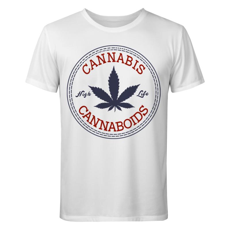 Koszulka CANNABOIDS