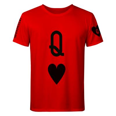 CARD HEART SPADE T-shirt