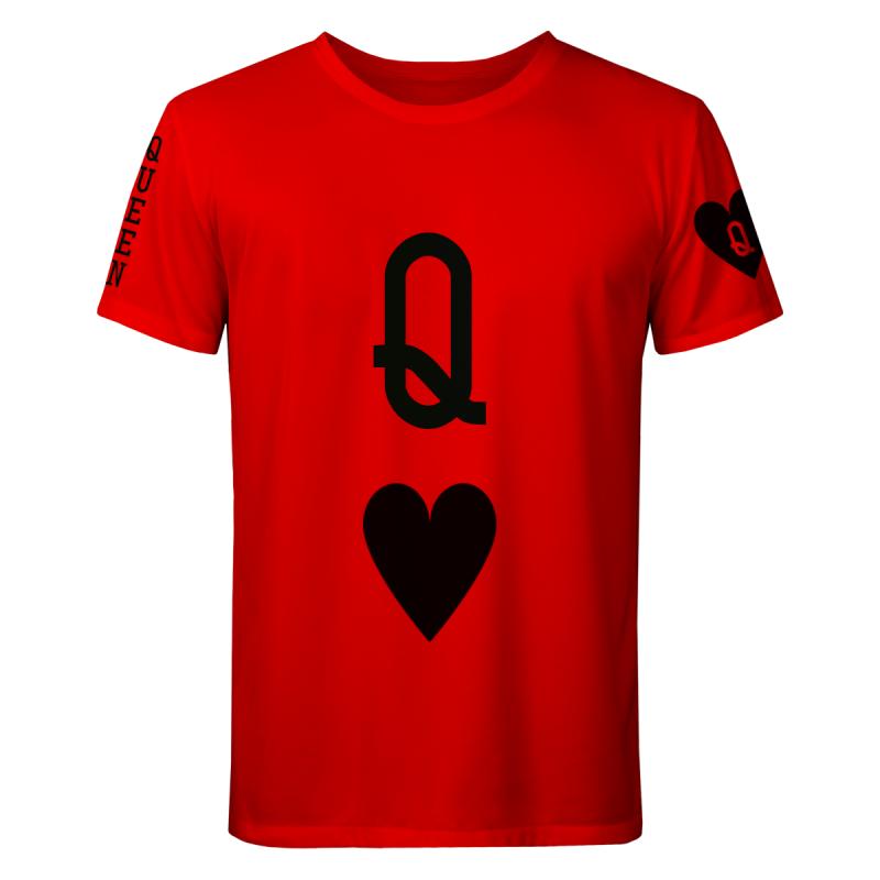 Koszulka CARD HEART SPADE