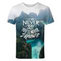 Koszulka EXPLORE THE WORLD
