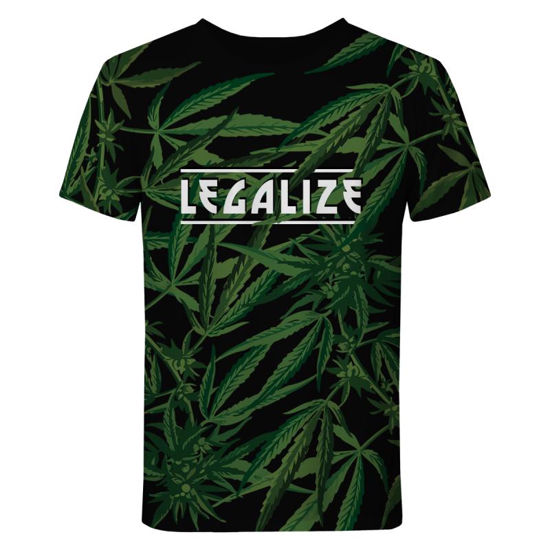 LEGALIZE T-shirt