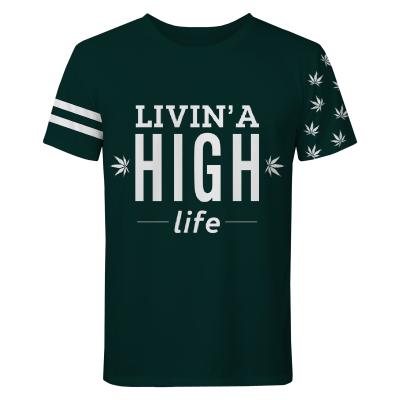Koszulka LIVIN A HIGH LIFE