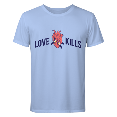 Koszulka LOVE KILLS