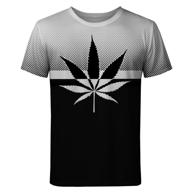 Koszulka WEED LEAF