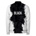 BLACK SMOKE Baseball Jacket