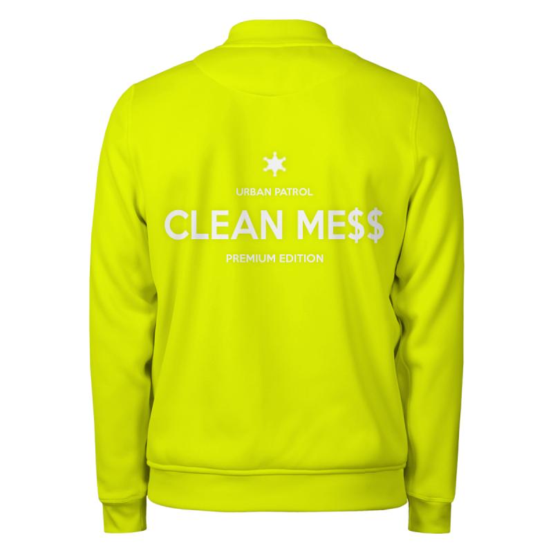 Bejsbolówka CLEAN MESS