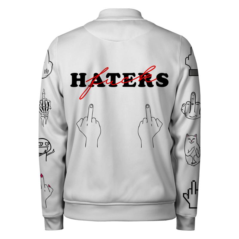 Bejsbolówka FUCK HATERS