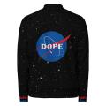 NASA DOPE Baseball Jacket