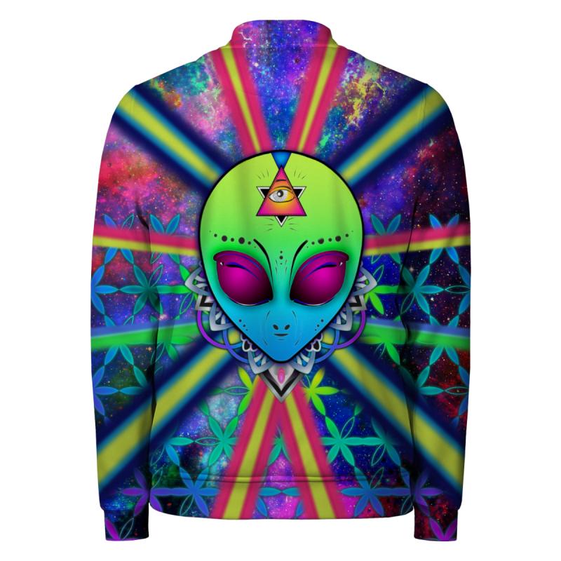 UFO Baseball Jacket