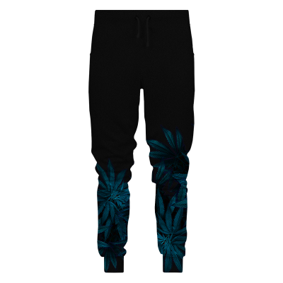 WEED IN CHINESE Sweatpants