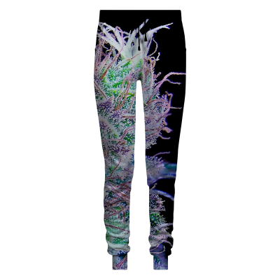 ALL I DO IS WEED womens sweatpants