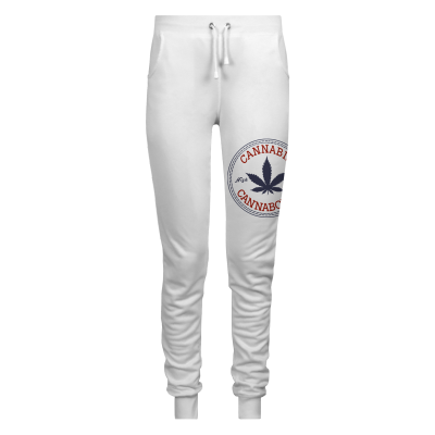 Damskie spodnie CANNABOIDS