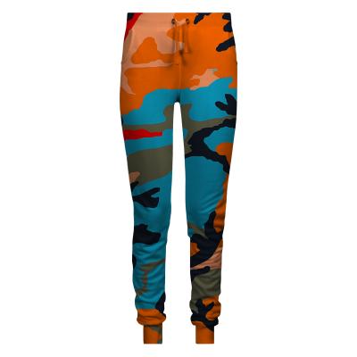 Damskie spodnie COLORFUL ARMY